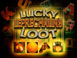 Lucky Leprechaun's Loot Free Slot Machine Game