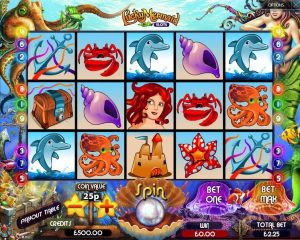 Lucky Mermaid Free Slot Machine Game