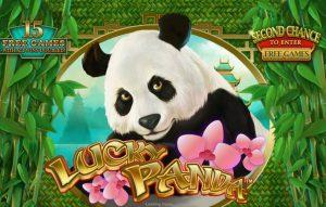 Lucky Panda Fruit Machine Game