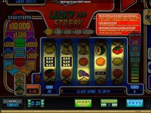 Lucky Streak Free Slot Machine Game