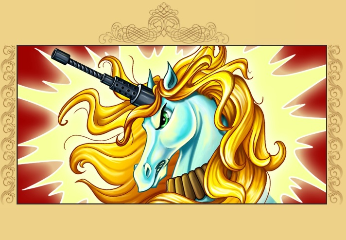 Machine Gun Unicorn Online Slot