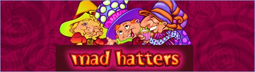 Mad Hatters Free Slot Machine Game