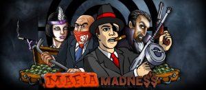 Mafia Madne$$ Online Slot Game