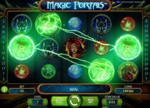 Magic Portals Online Slot Game