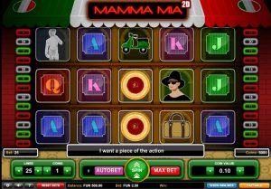 Mamma Mia Free Slot Machine Game