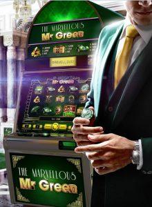 Marvellous Mr Green Slot