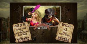 Maverick Saloon Free Slot Game