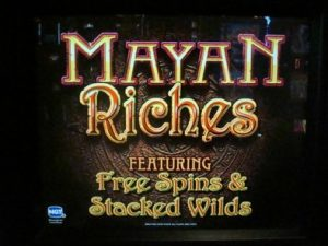Mayan Riches Online Slot Game