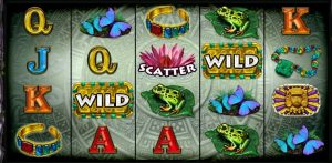 Mayan Treasures Free Fruit Machine Game