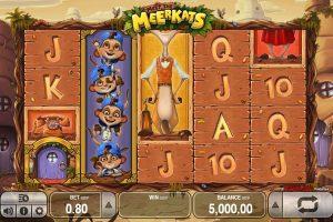 Meet the Meerkats Free Slot Machine Game