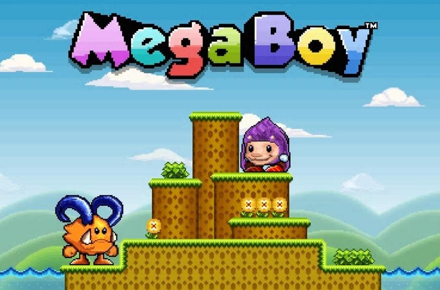 Mega Boy Slot Machine