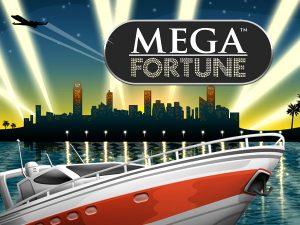 Mega Fortune Online Slot Game