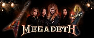 Megadeth Free Slot Game