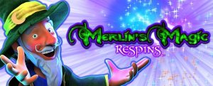 Merlins Magic Respins Online Slot