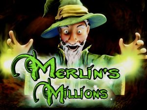 Merlins Millions Superbet Free Slot Machine Game