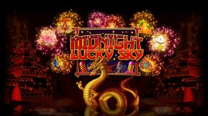 Midnight Lucky Sky Online Slot Game