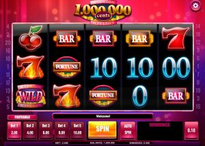 Million Cents Free Slot Machine Game