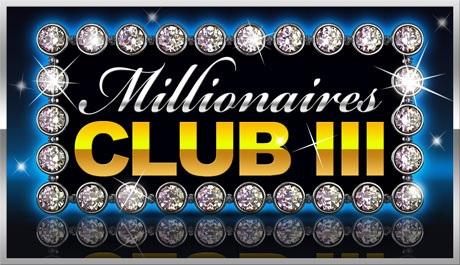 Millionaires Club III Slot Game