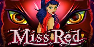 Miss Red Online Slot Game