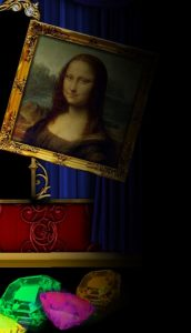 Mona Lisa Jewels Online Slot Game