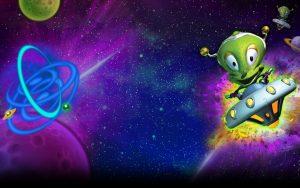 Money Mad Martians Cosmic Cash Free Slot Machine Game