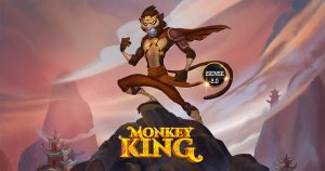Monkey King Slot Machine Game