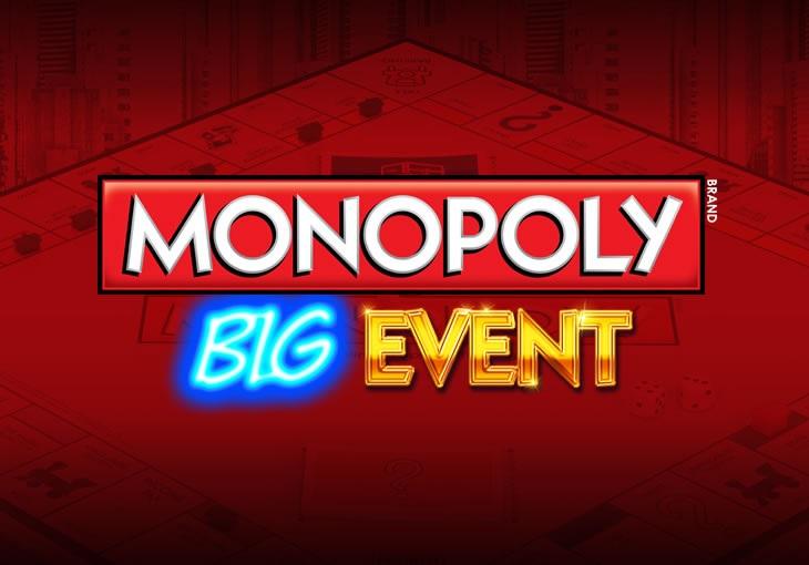 Monopoly Big Event Online Slot Game