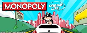 Monopoly Dream Life Free Slot Game