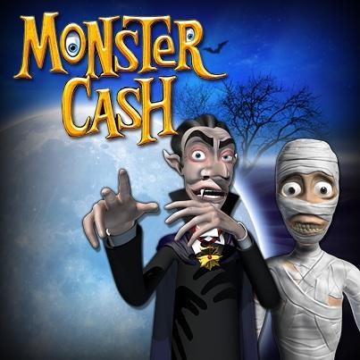 Monsters Cash Slot Machine