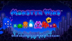 Monster Wins Free Slot Machine Game