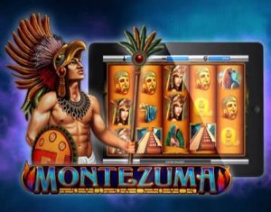 Montezuma Slot Machine Game