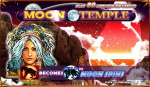 Moon Temple Free Slot Machine Game
