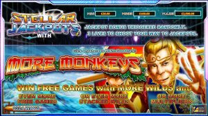 More Monkeys Free Slot Machine Game