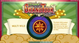 Mr Green's Grand Tour Free Slot Machine Game