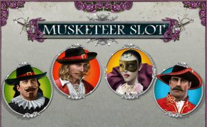 Musketeers Slot Free Slot Game