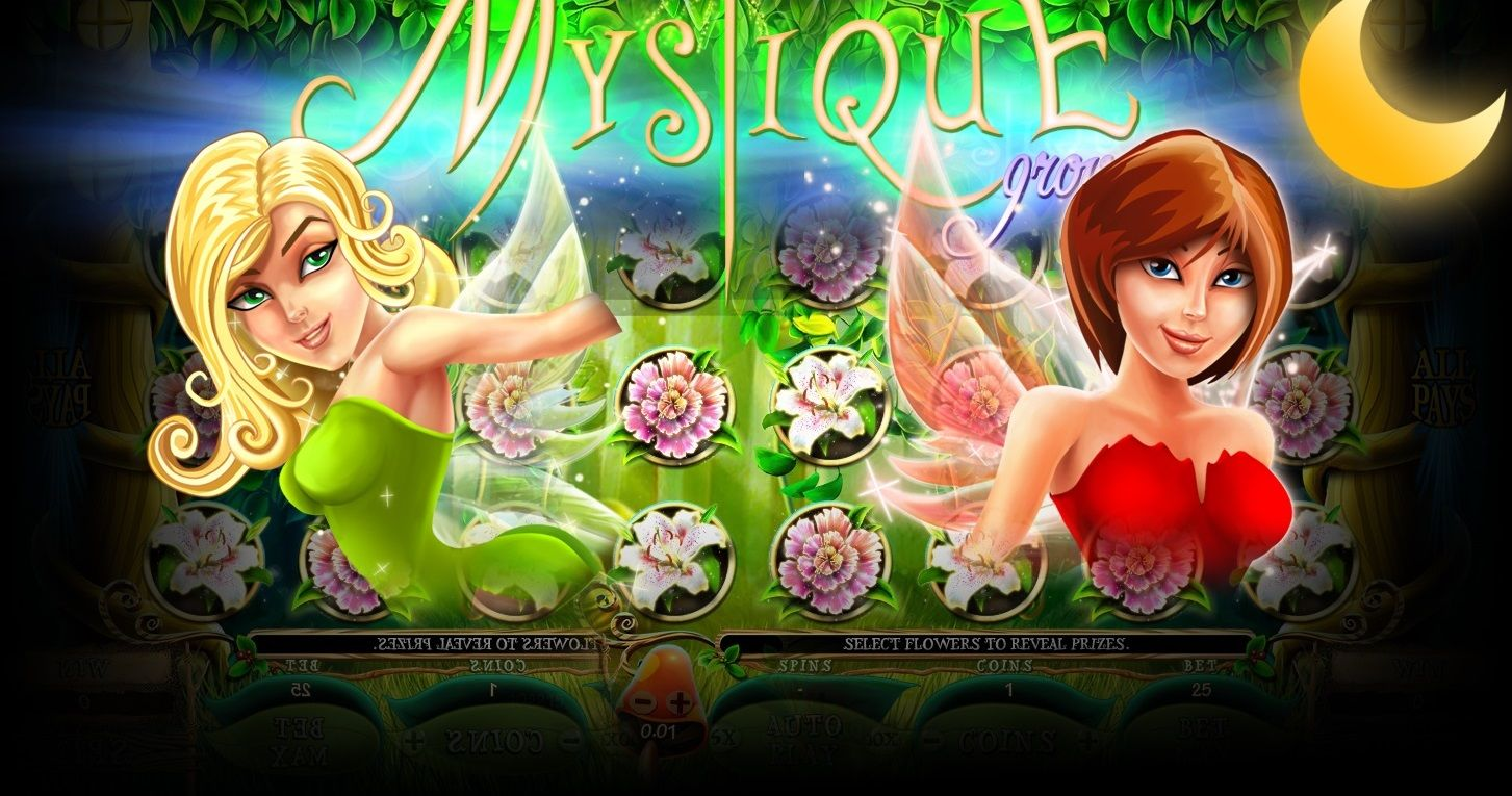 Mystique Grove Free Slot Machine Game