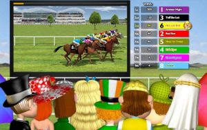 Nags To Riches Online Fruit Machine