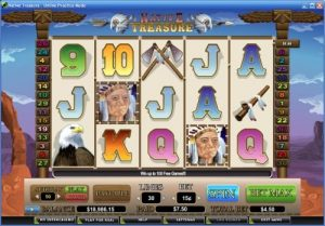 Native Treasure Online Slot