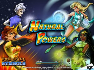 Natural Powers Online Slot Game