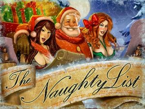Naughty List Free Slot Machine Game