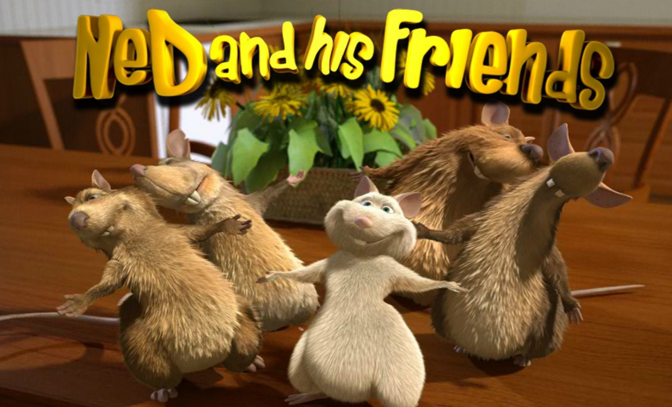 Ned and his Friends Online Slot Game