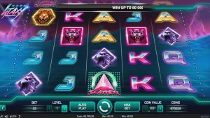 Neon Staxx Free Slot Machine Game