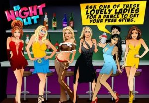 Night Out Online Slot Game