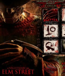 Nightmare on Elm Street Online Slot Game
