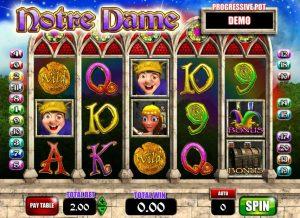 Notre Dame Free Slot Machine Game