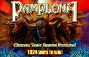 Pamplona Free Slot Machine Game