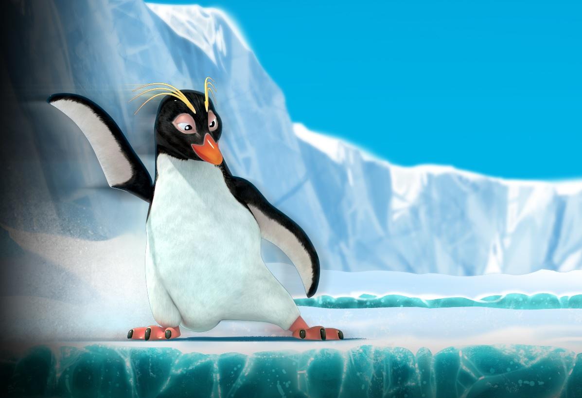 Penguin Splash Online Free Slot Game