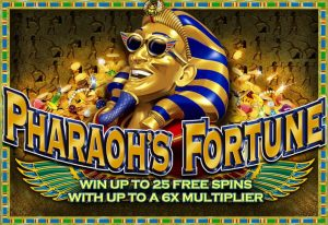 Pharaohs Fortune Free Slot Machine Game