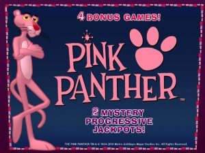 Pink Panther Free Slot Machine Game
