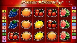 Power Stars Slot Game